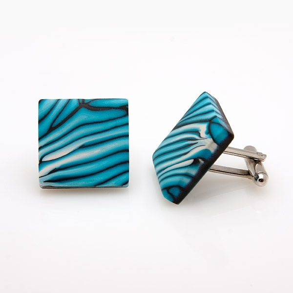 Arctic Night Cufflinks LS10