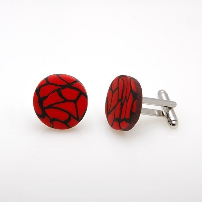 Devil's Web Cufflinks MC10