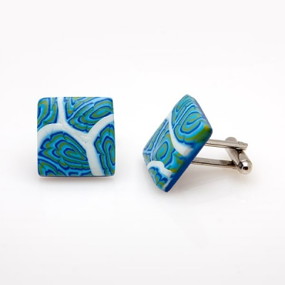 Great Barrier Reef Cufflinks MS10