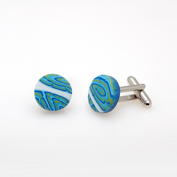 Great Barrier Reef Cufflinks SC10