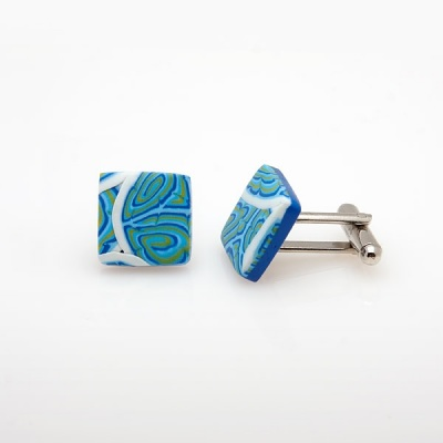 Great Barrier Reef Cufflinks SS10