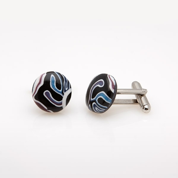 Labyrinth Cufflinks SC10