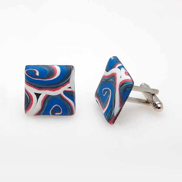 Turbulence Cufflinks MS10