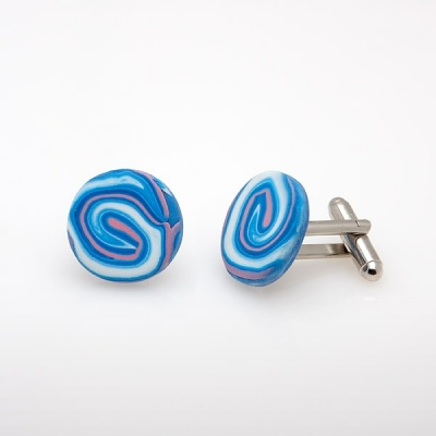 Whirlpool Cufflinks MC10