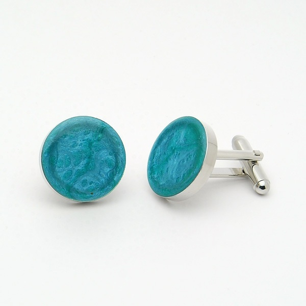 Nebula Cufflinks MC12
