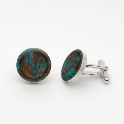 Nebula Cufflinks MC16