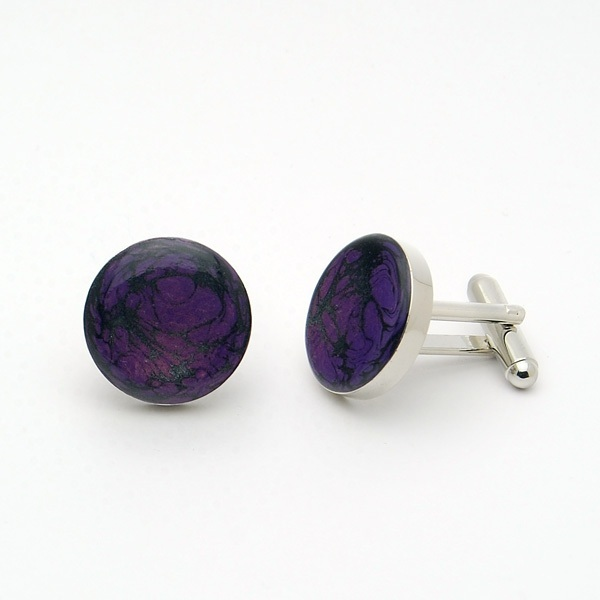 Nebula Cufflinks MC20