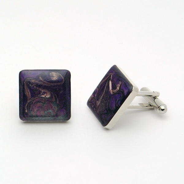Nebula Cufflinks MS21