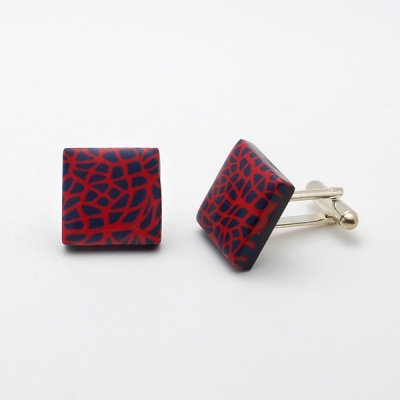 Devil's Web Cufflinks MS10