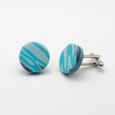 Poseidon Cufflinks MC10