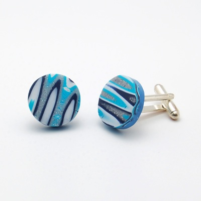 Poseidon Cufflinks MC12