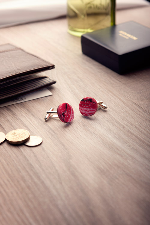 Handmade Cufflinks by Natalia's Signature