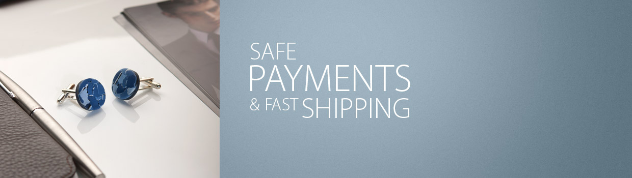 Safe Payments & Fast Shipping